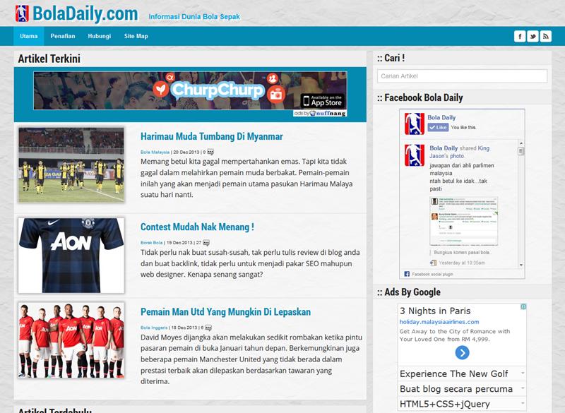 www.boladaily.com